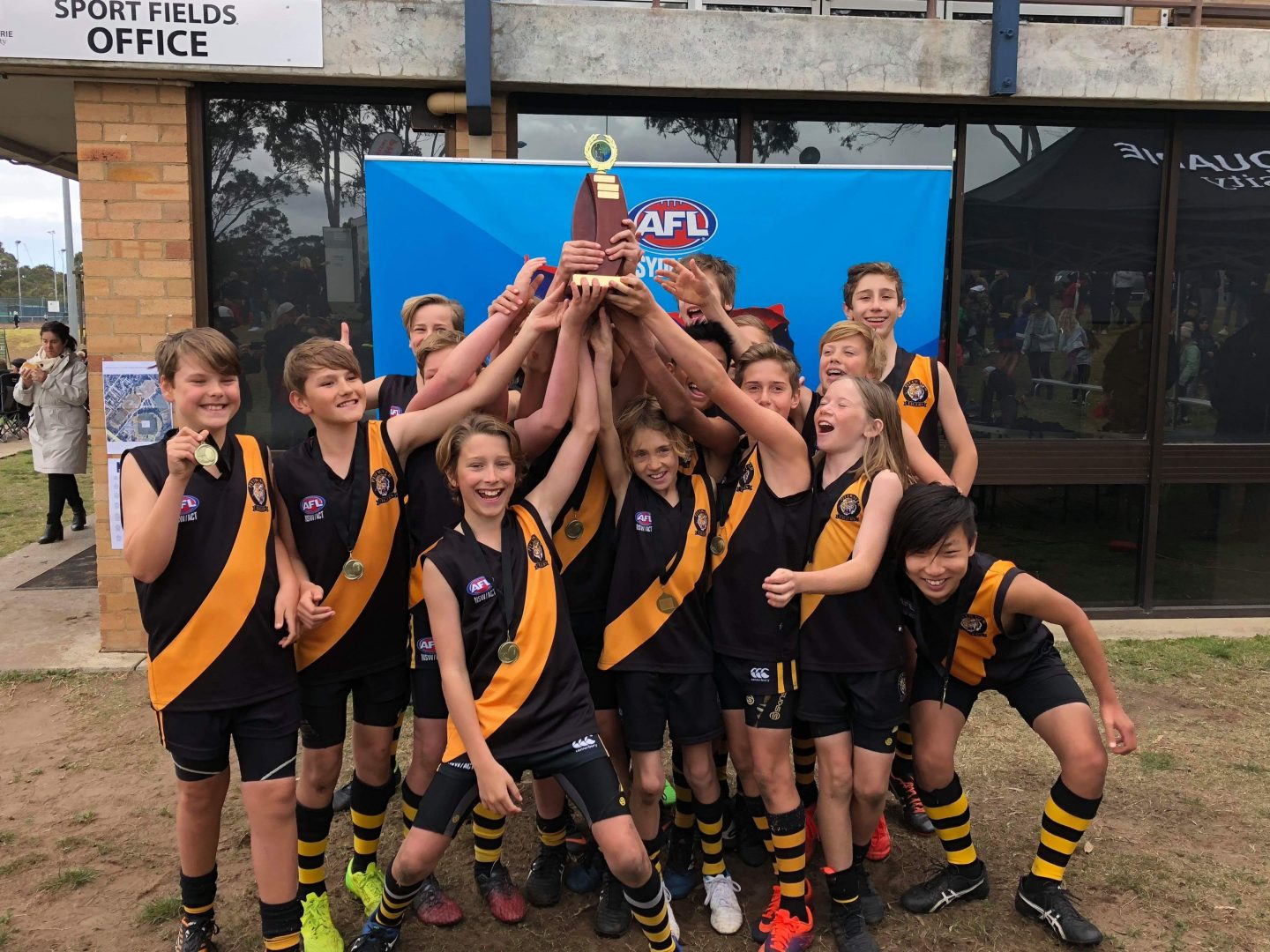 Pittwater tigers